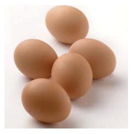 Eggs 600gm dozen