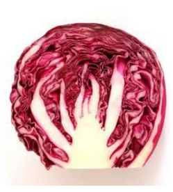 Cabbage Red - Half
