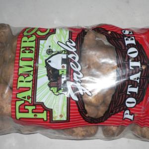 Potato, Brushed Sebago 10kg bag