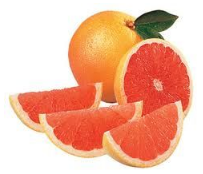 Grapefruit Pink - each